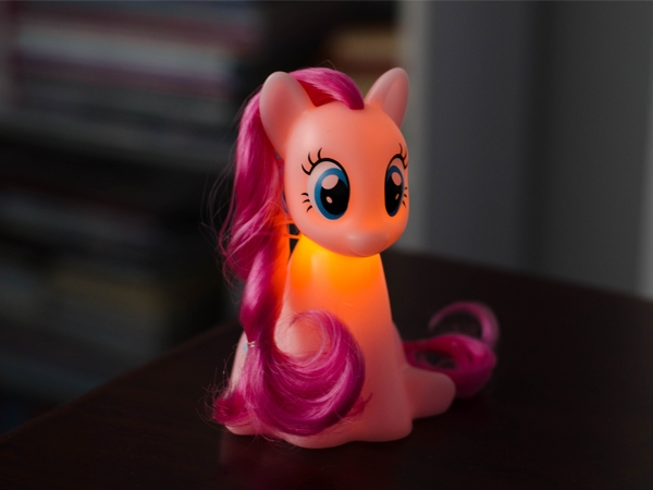 PINKIE PIE NIGHT LIGHT